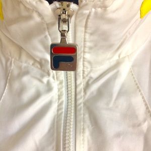 Fila Jackets & Coats - FILA Vintage Jacket Size 8 EUC